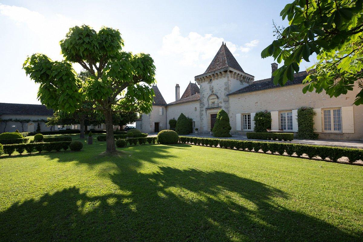 Contact - Château Soulac